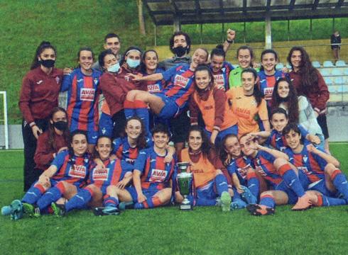 Eibar FT-k irabazi du emakumezkoen Erregionaleko Ohorezko Mailako txapela