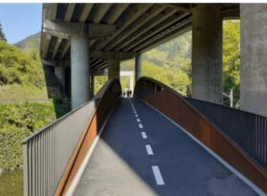 Eibar eta Maltzagaarteko bidegorriak Bikefriendly 2021 saria lortu du Txirrindularitzaren Azpiegitura kategorian