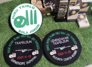 Zapatuan Elorrion hasiko den Euskal Herriko 31. Txapelketak emango dio hasiera hiru txirlo denboraldiari