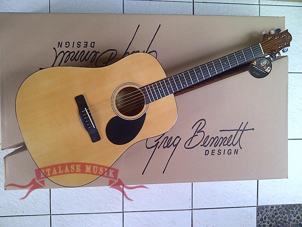Gitar Akustik : Samick – Greg Bennett, G Series, GD-303 / N