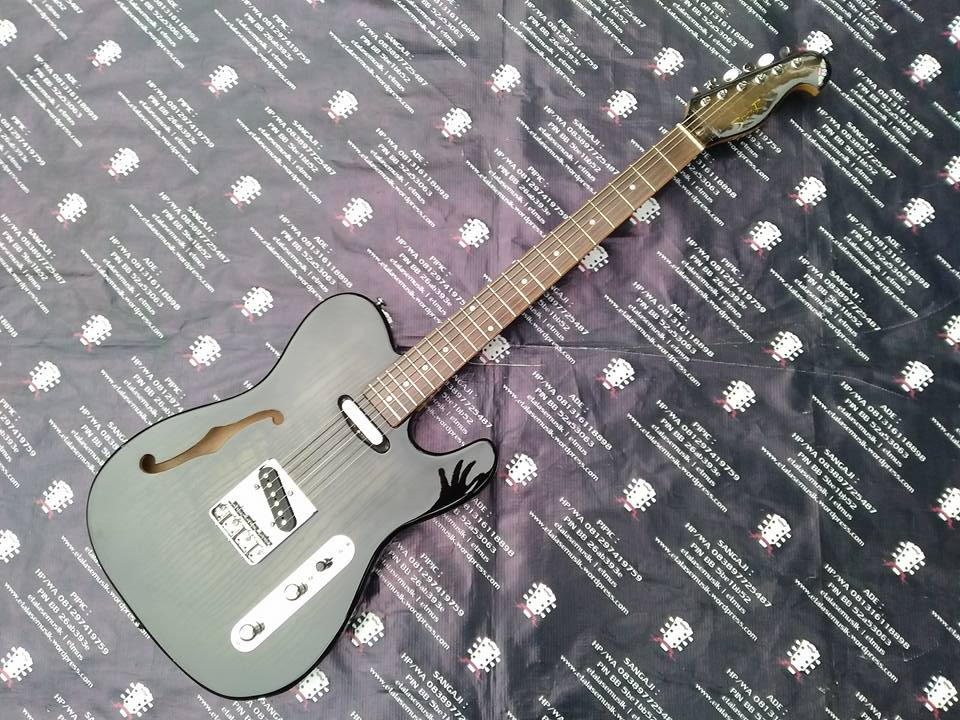 Spear RT HS LE | Gitar Elektrik Telecaster Semi Hollow
