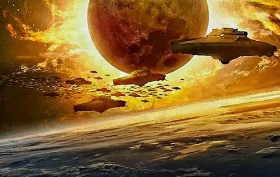Resultado de imagen de invasion extraterrestre real