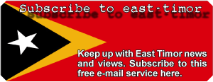 subscribe today to the east-timor listserv