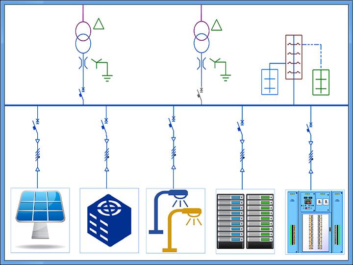 Electrical Single Line Diagram Software Free Facbooik Com