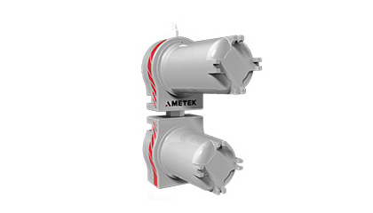 Ametek Thermox WDG-V Zone 1