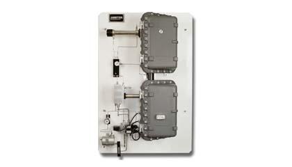 Ametek Western Research 933 H2S Natural Gas