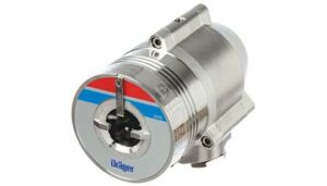 Draeger Flame 2370 UV/IR Dual Spectrum Optical Detector