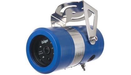 Draeger Imaging Based Explosion Proof Flame Detector Flame 3000