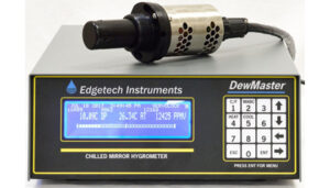 Edgetech DewMaster Chilled Mirror Hygrometer
