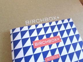 6- Cahier Birchbox