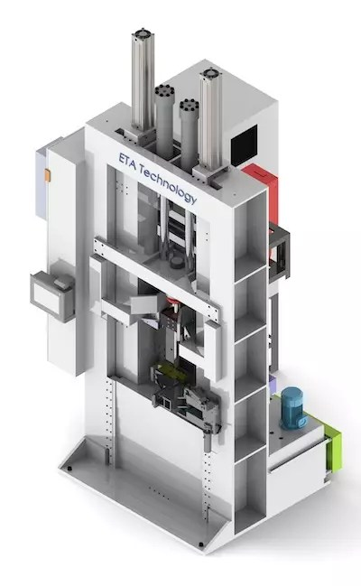 kVA Metallsammelmaschine W