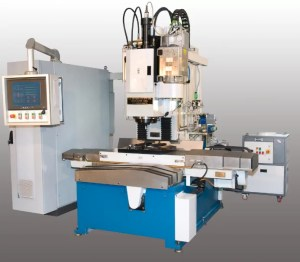 6T - Maschine Mit eingebautem Deflash, Deflect und automatischem Laden / Entladen