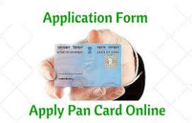 PAN Card Application Form – Download PAN Card Application Form Online for Free via NSDL/UTI