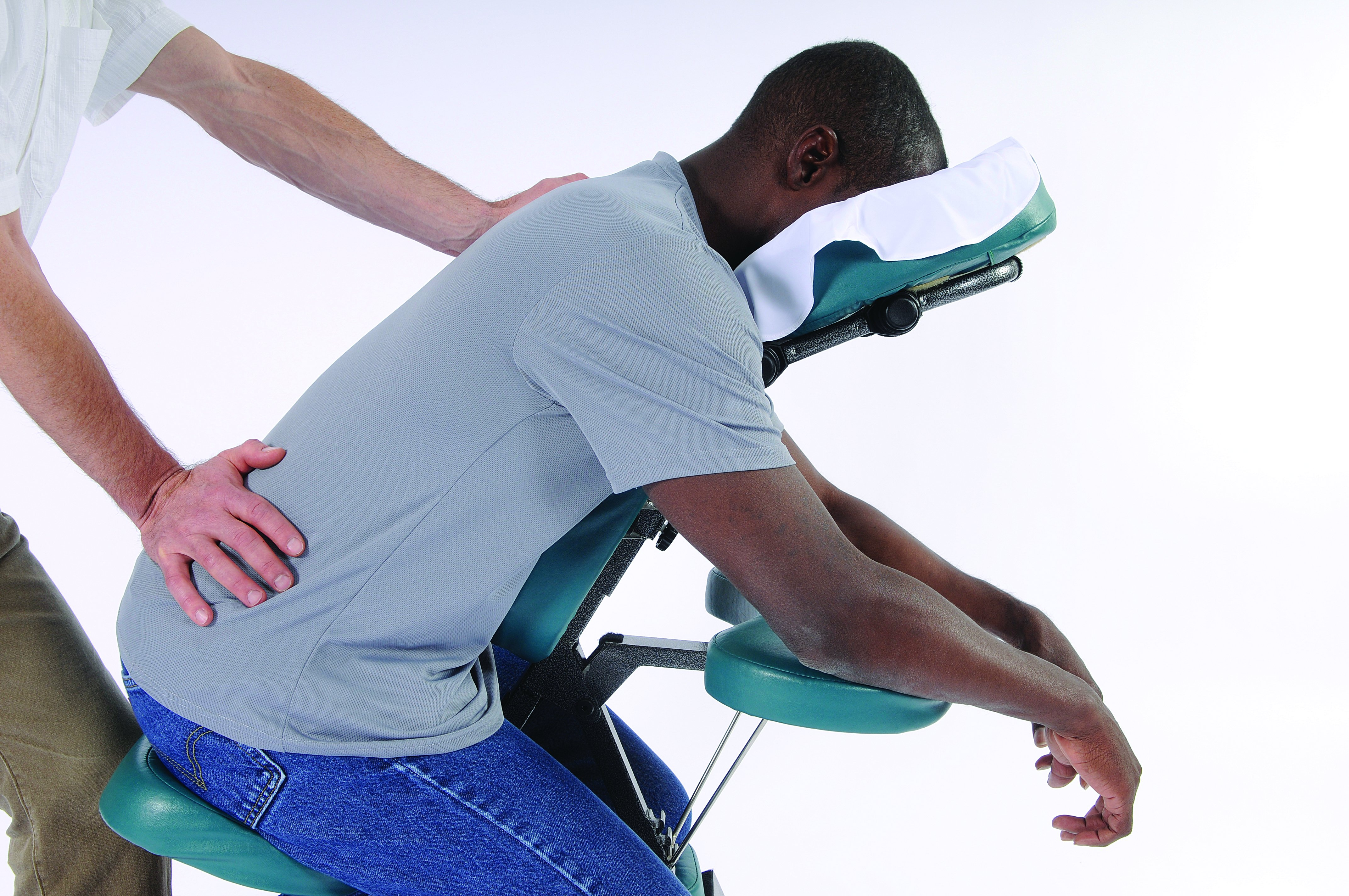 Chair Massage Pain Essential Therapeutic Bodywork