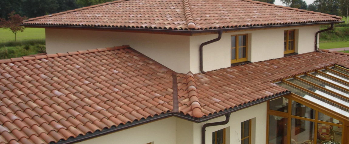 roof tiles exterior detailing east