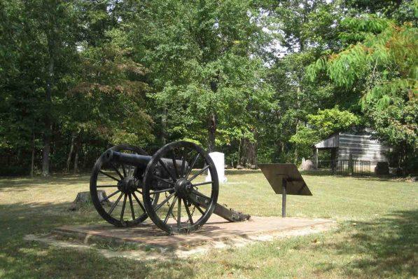 civil war battlefield indiana