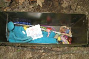 geocaching, ammo can