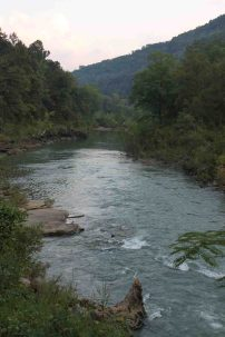 big piney creek, long pool recreation area, ozark national forest
