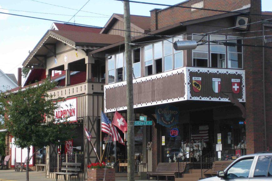 sugarcreek, little switzerland of ohio