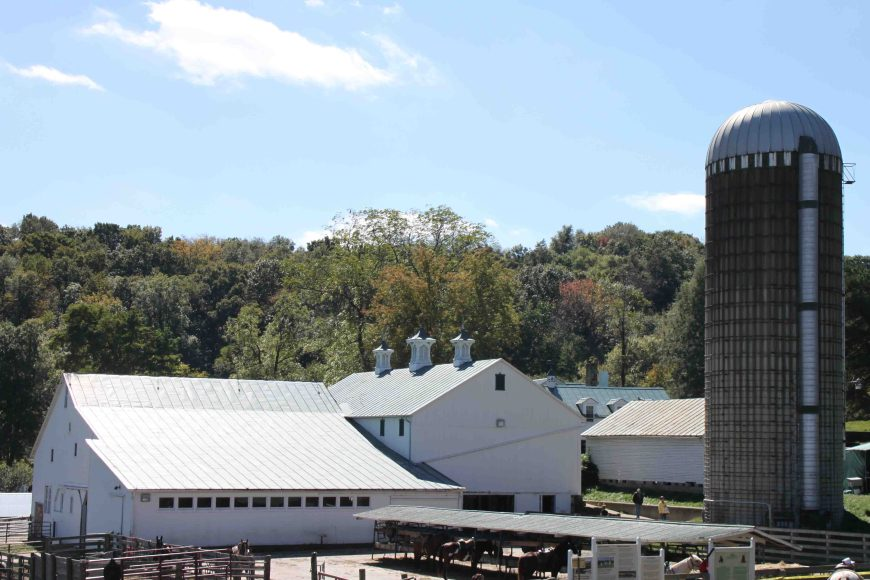 malabar farm state park in amish country