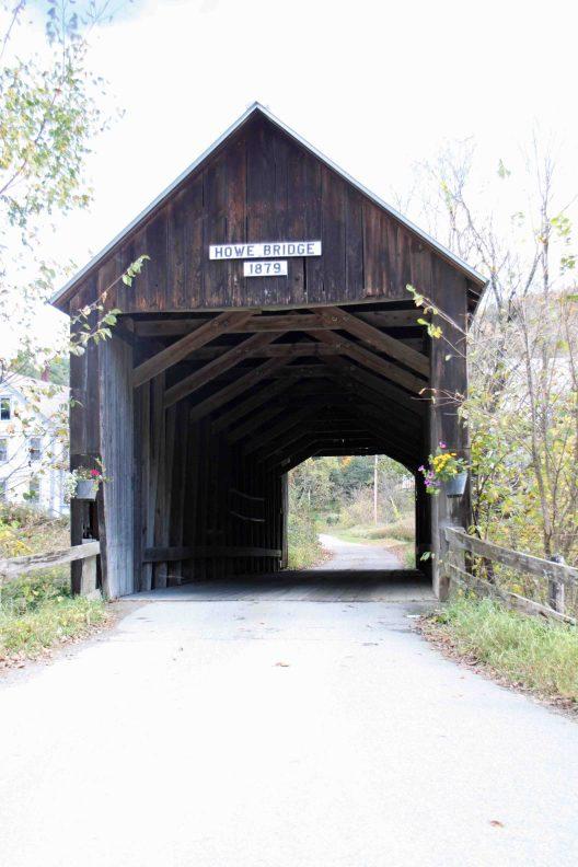 howe bridge in Vermont