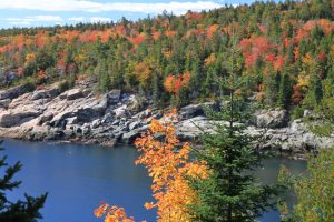 mount desert island, acadia national park