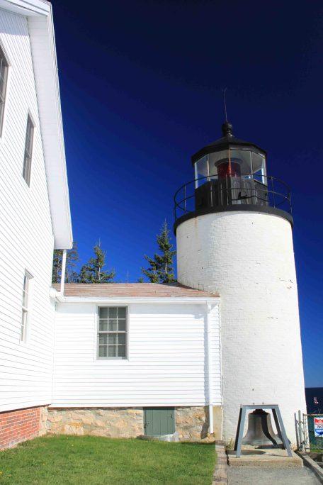 bass harbor lighthouse on mount desert island
