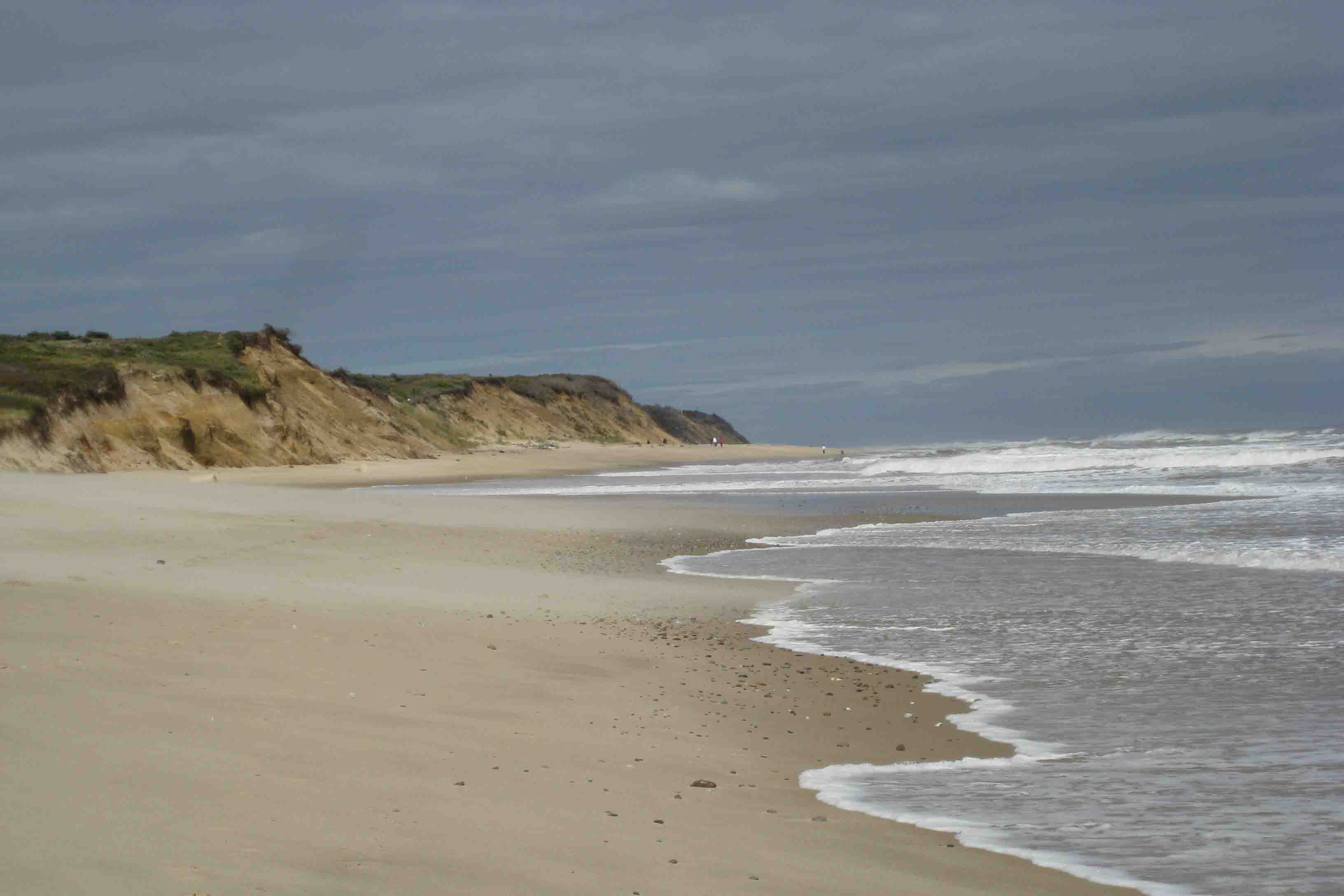 coast guard beach on the cape cod national seashore
