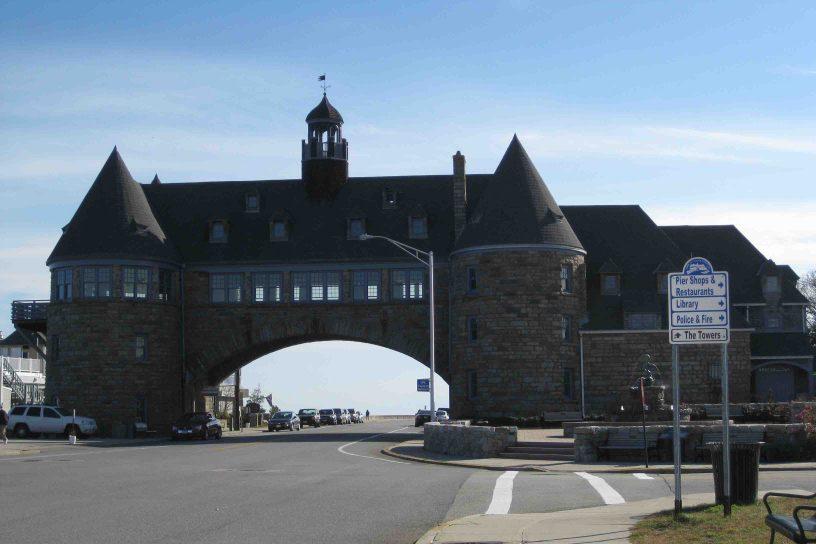 The Towers at Narragansett Pier, Rhode Island