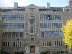 trumbull hall, yale