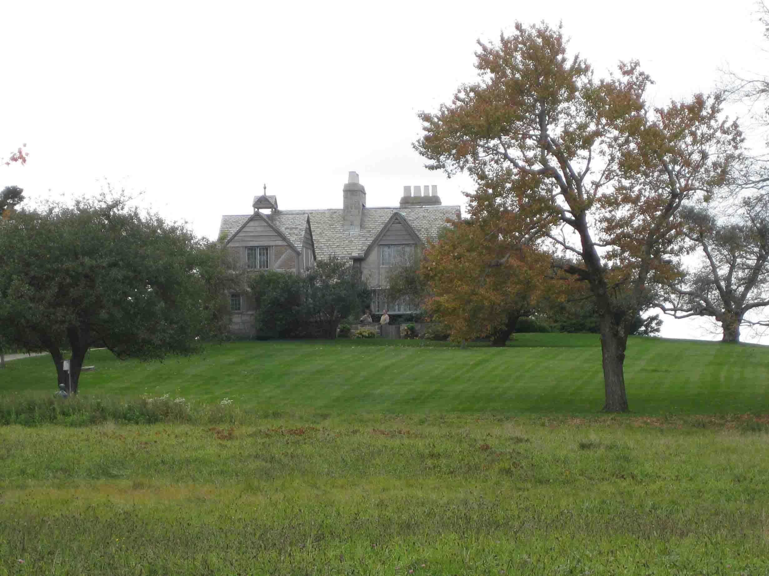 edith m mansion in the litchfield hills