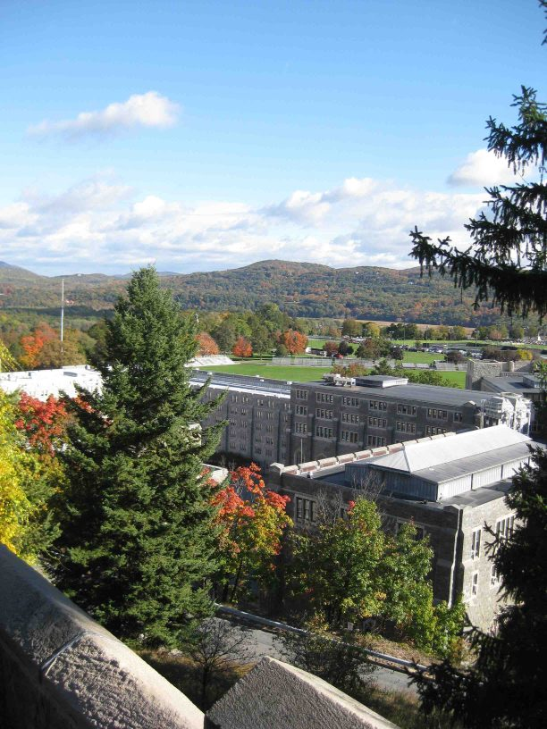 the barracks at west point