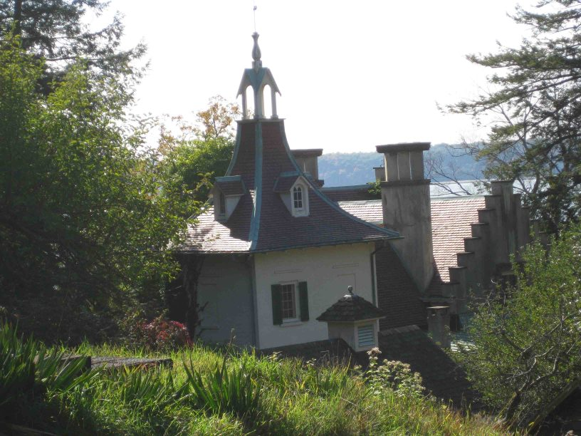 Washington Irving's Sunnyside in the Hudson River Valley