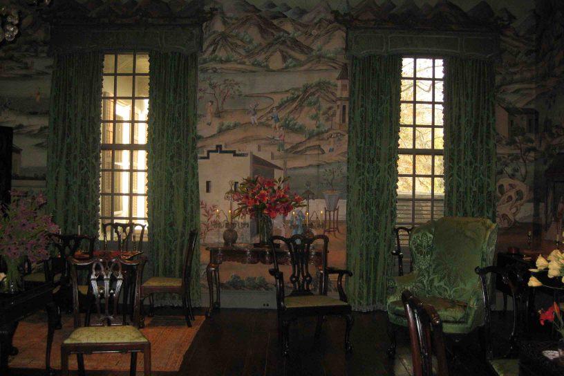 themed room in Du Pont's winterthur