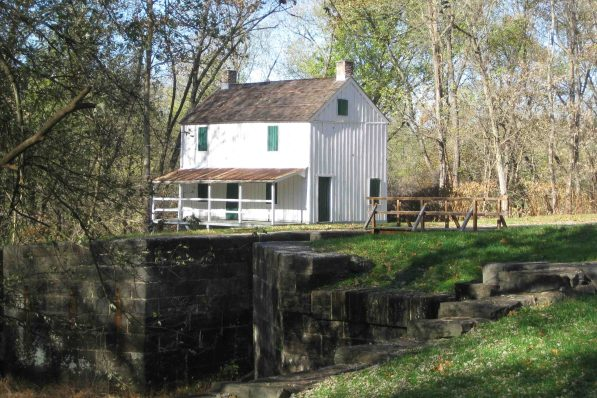 chesapeake and ohio canal, northwestern maryland