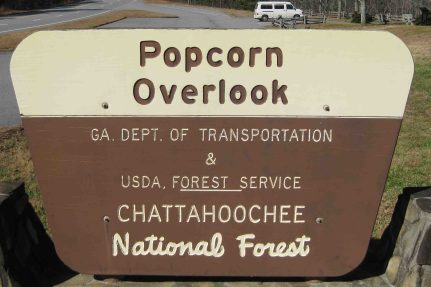 chattahoochee national forest