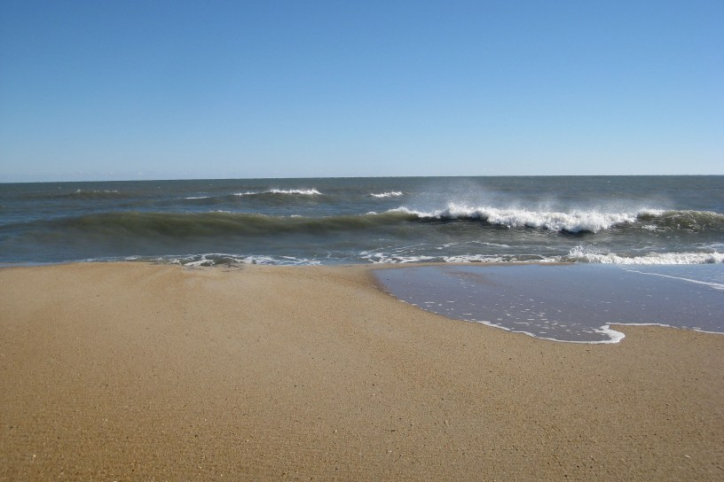 Cape Hatteras National Seashore in the outer banks