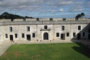 castillo san marcos national monument