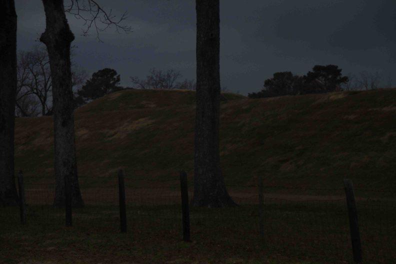 emerald mound on the scenic natchez trace