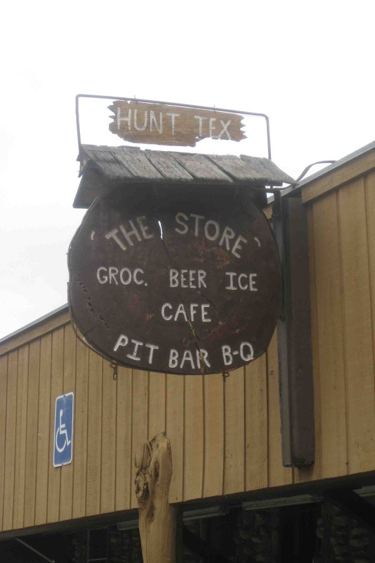 the store in hunt texas