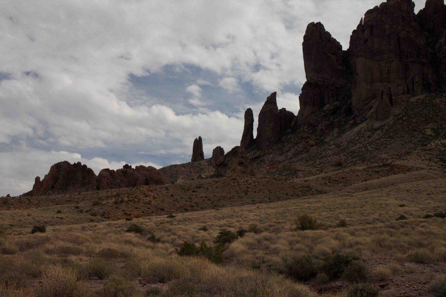 lost dutchman state park on arizona's apache trail