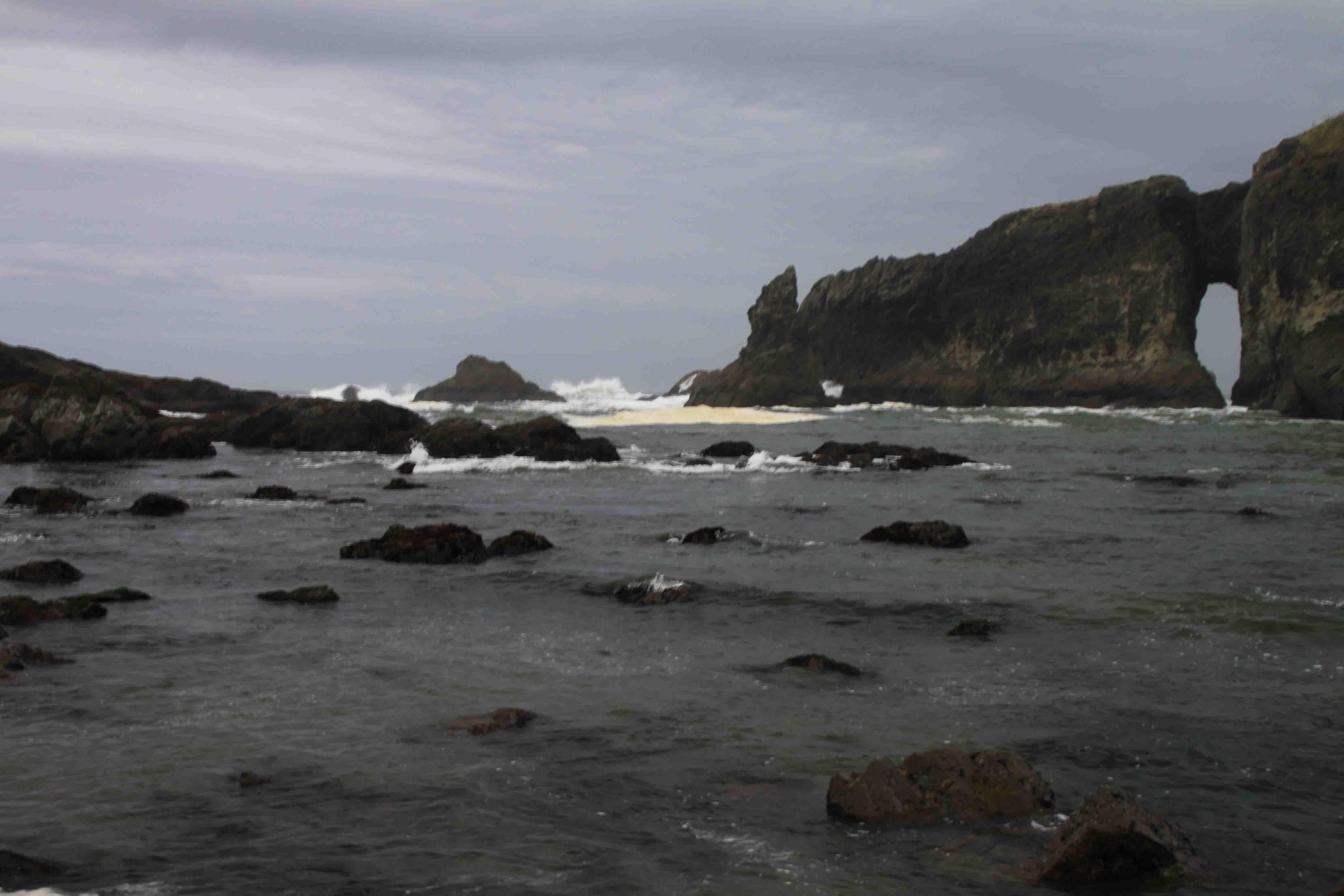 second beach on the olympic peninsula