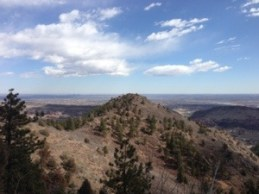 Bill Couch Mountain, Deer Creek Canyon, Jefferson County Open Space