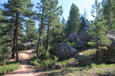 segment 3 of the colorado trail