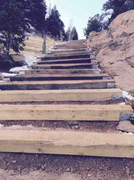 the incline