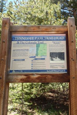 Tennessee Pass TH
