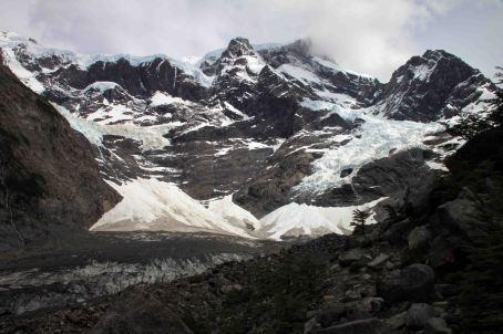 Francés Glacier