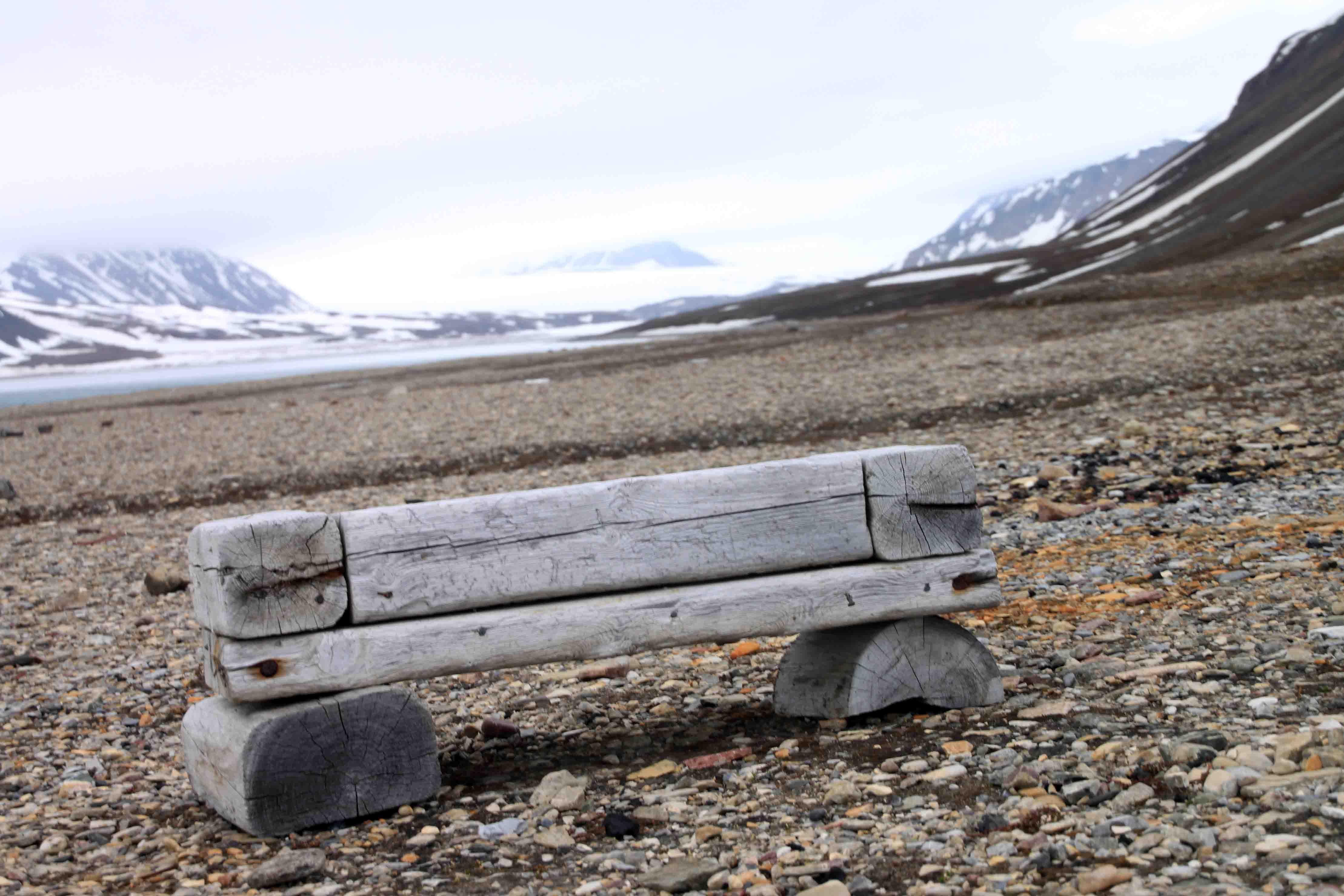 boat relics on Faksevagen