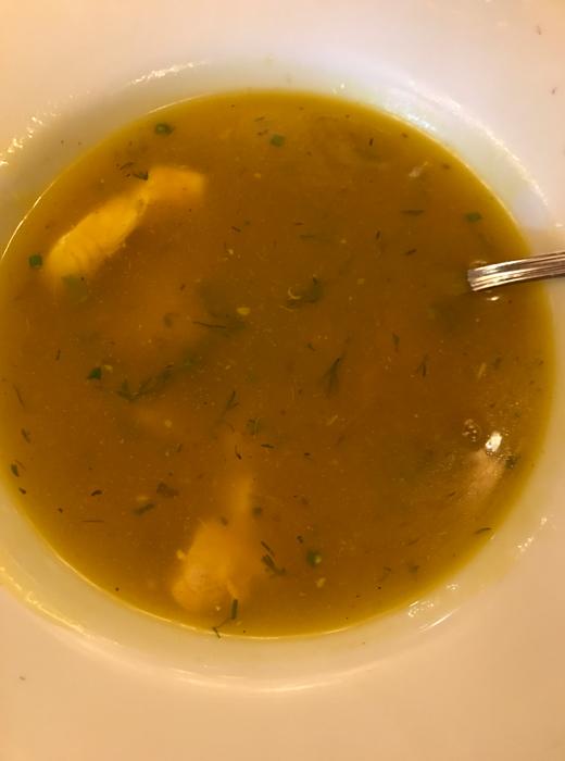 fish soup in casablanca