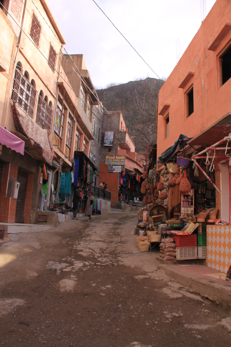 imlil in the high atlas mountains